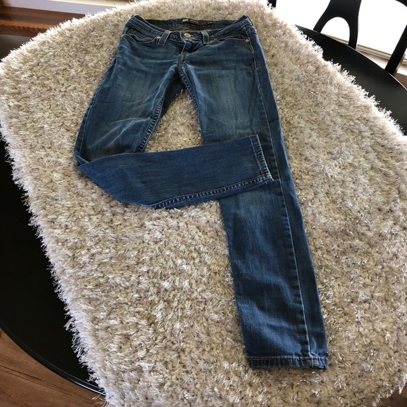 Levi's Jeans Demi Curve Low Rise Skinny 024